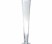 vase flûte 80 cm