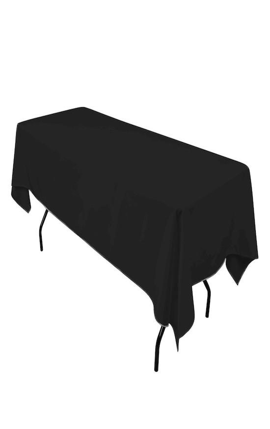 nappe-rectangulaire-noire