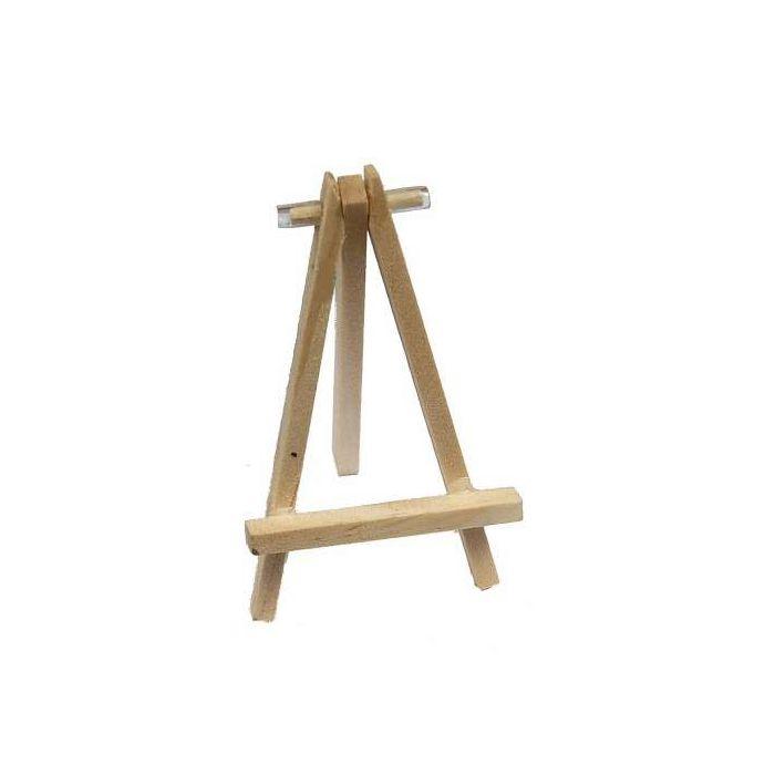 Location mini chevalet marque place en bois 0 50 locadeco lille Mini chevalet de table