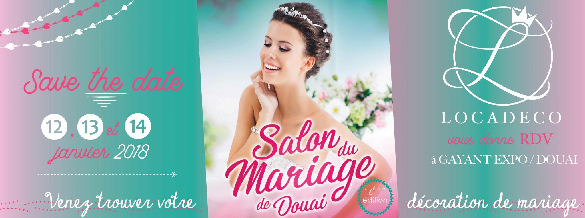 Futurs mari s rdv au salon du mariage de douai en - Salon du chiot douai ...
