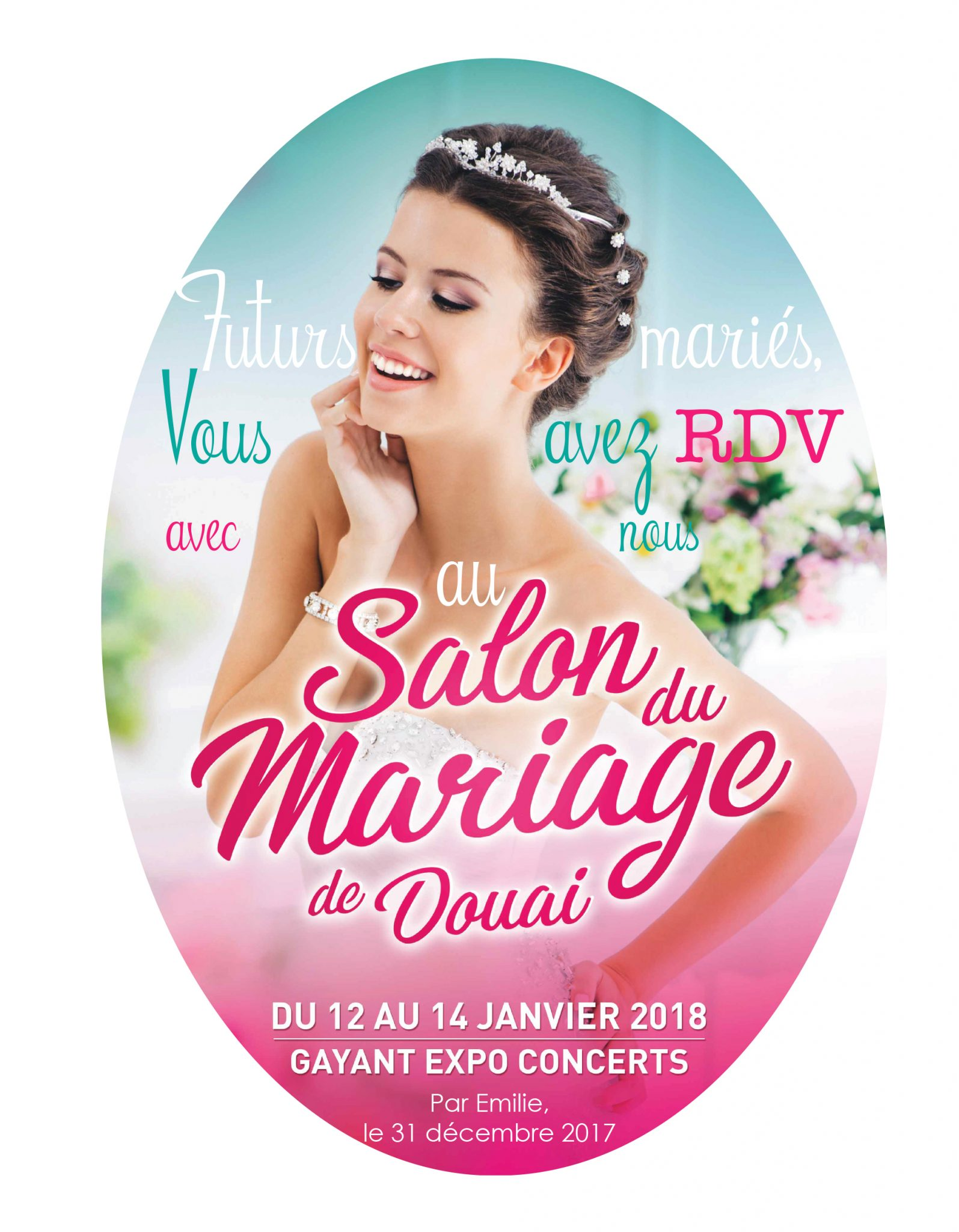 Futurs mari s rdv au salon du mariage de douai en - Salon de coiffure douai ...