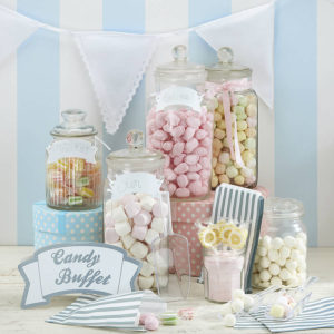 contenant candy bar